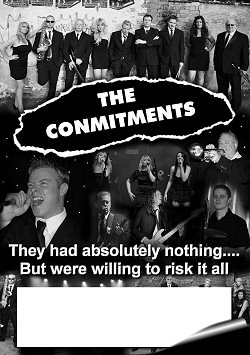 The Conmitments Promo Poster